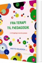 fra terapi til pædagogik - bog