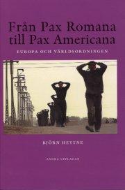 från pax romana til pax amerricana - bog
