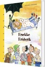 frække friderik - bog