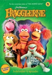 fragglerne 4 - DVD