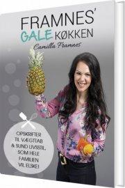 framnes' gale køkken - bog
