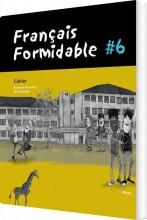 français formidable #6, cahier - bog