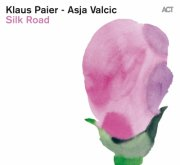 klaus paier and asja valcic - silk road - cd