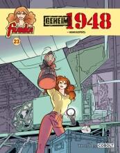 franka 23 - Tegneserie