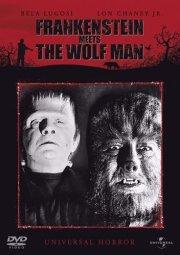 frankenstein meets the wolf man - 1943 - DVD