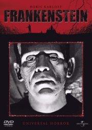 Image of   Frankenstein - DVD - Film