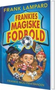 frankie mod piratbanden - bog