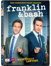franklin and bash - sæson 1 - DVD