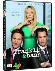 franklin & bash - sæson 3 - DVD