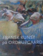 fransk kunst på ordrupgaard - bog