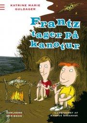frantz tager på kanotur - bog