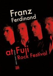 franz ferdinand at fuji rock festival - DVD