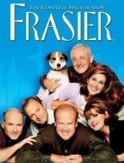 frasier - sæson 6 - box - DVD