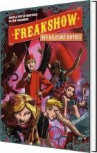 freakshow 3: den haleløse havfrue - bog