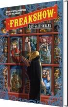 freakshow 4: den gale samler - bog