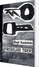 fredelige tider - bog