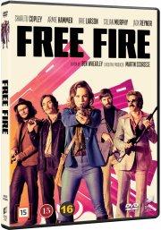 free fire - DVD