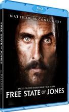 free state of jones - Blu-Ray