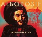 alborosie - freedom & fyah - cd