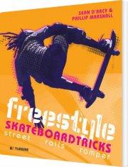 freestyle skateboardtricks - bog