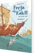freja og eskil for fulde sejl - bog