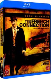 the french connection - gene hackman - 1971 - Blu-Ray