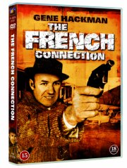 the french connection - gene hackman - 1971 - DVD