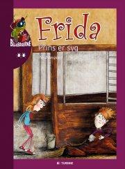 frida - prins er syg - bog