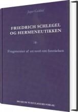friedrich schlegel og hermeneutikken - bog