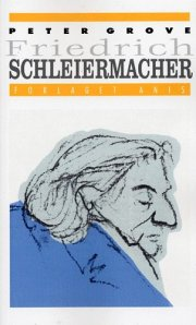 friedrich schleiermacher - bog