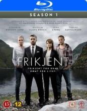 frikendt - sæson 1 - Blu-Ray
