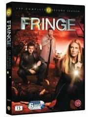 fringe - sæson 2 - DVD