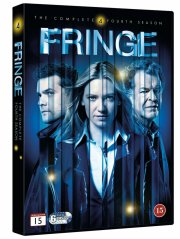 fringe - sæson 4 - DVD