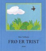 frø er trist - bog
