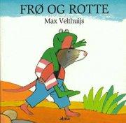frø og rotte - bog