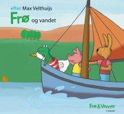 frø og vandet - bog