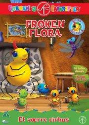 frøken flora 2 - et værre cirkus - DVD