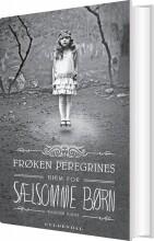 frøken peregrines sælsomme børn 1 - frøken peregrines hjem for sælsomme børn - bog