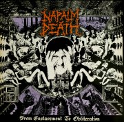 napalm death - from enslavement to obliteration - Vinyl / LP