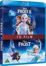 frost 1-2 / frozen 1-2 - disney - Blu-Ray