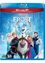 frost / frozen - disney - 3D Blu-Ray