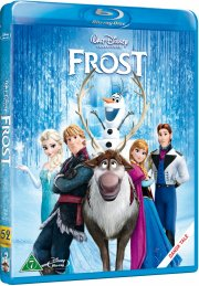frost / frozen - disney - Blu-Ray