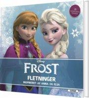 frost fletninger - inspiret af anna og elsa - bog