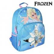 frost skoletaske i blå - Skole