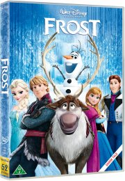 frost / frozen - disney - DVD