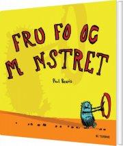 fru fo og monstret - bog