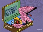 fru molles magiske kuffert 1-3 - bog