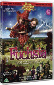 fuchsia - den lille heks - DVD