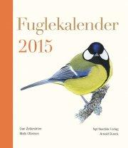 fuglekalender 2015 - bog