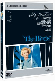 fuglene / the birds - alfred hitchcock - DVD